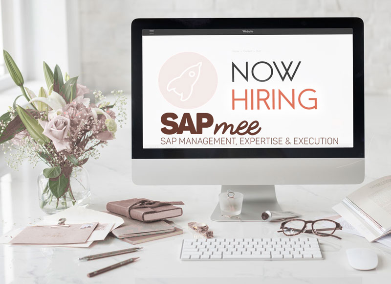 ¿Consultor SAP Barcelona SD – MM? En SAPmee te estamos buscando