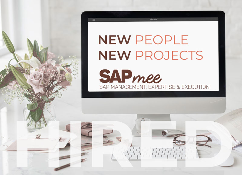 Consultor SAP externo en Barcelona SD/MM incorporado a SAPmee