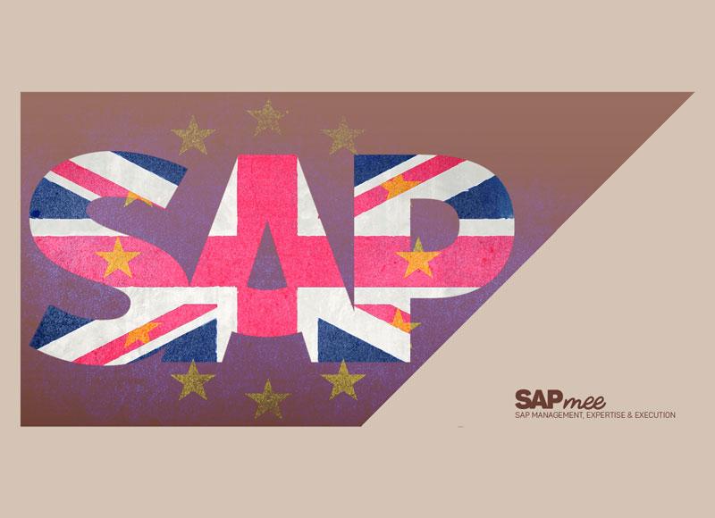 Problemas en SAP frente al Brexit