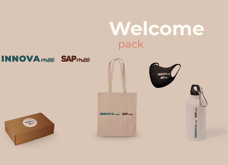 Welcome pack de SAPmee