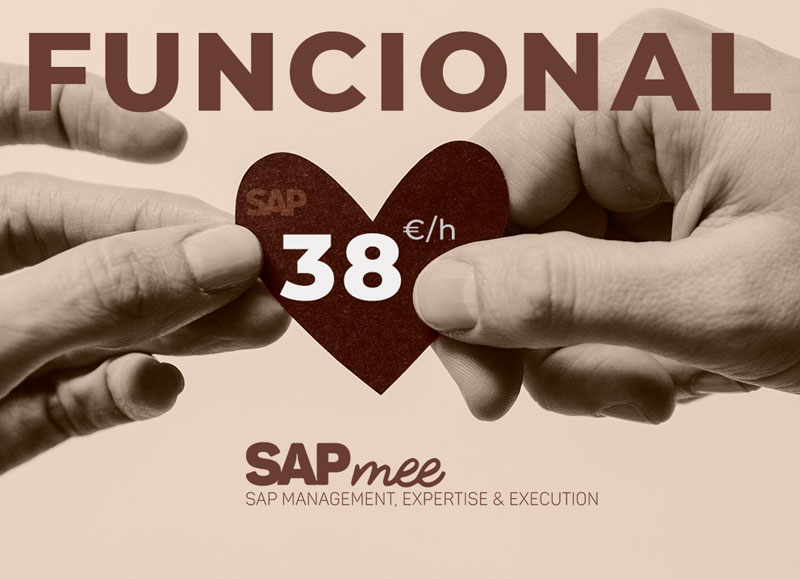 SAP Funcional a 38€